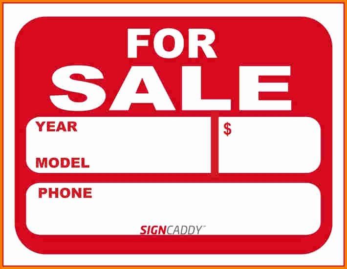 Car for Sale Template Invitation Template