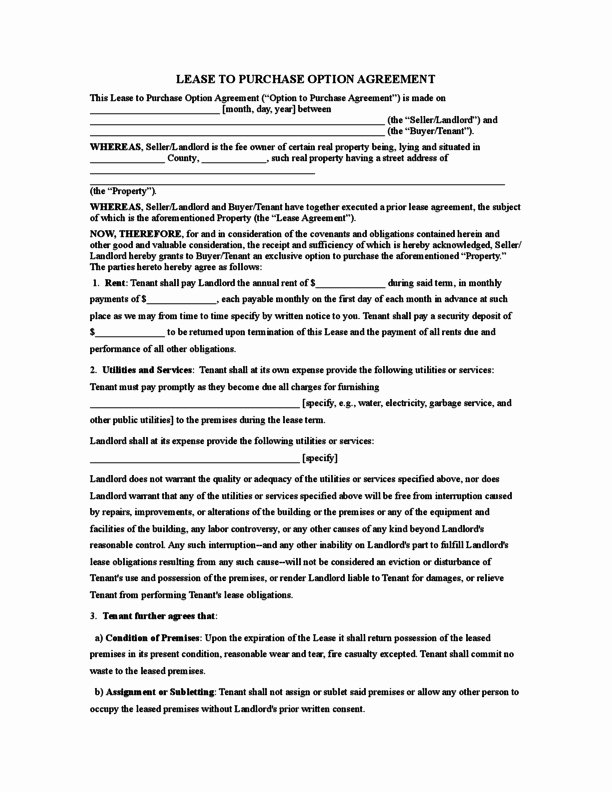 Car Lease Contract Template Free Templates Resume