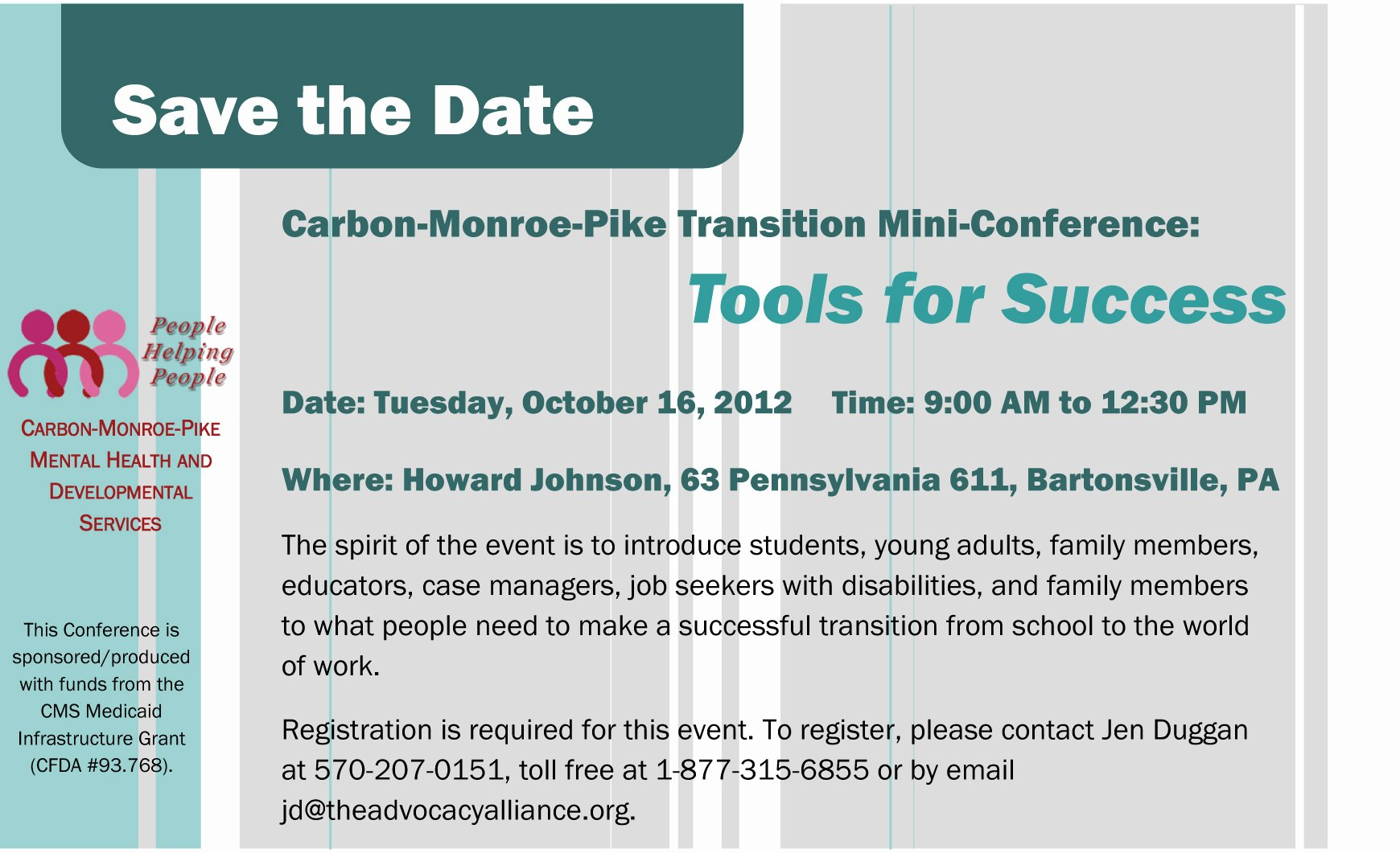 Carbon Monroe Pike Transition Mini Conference