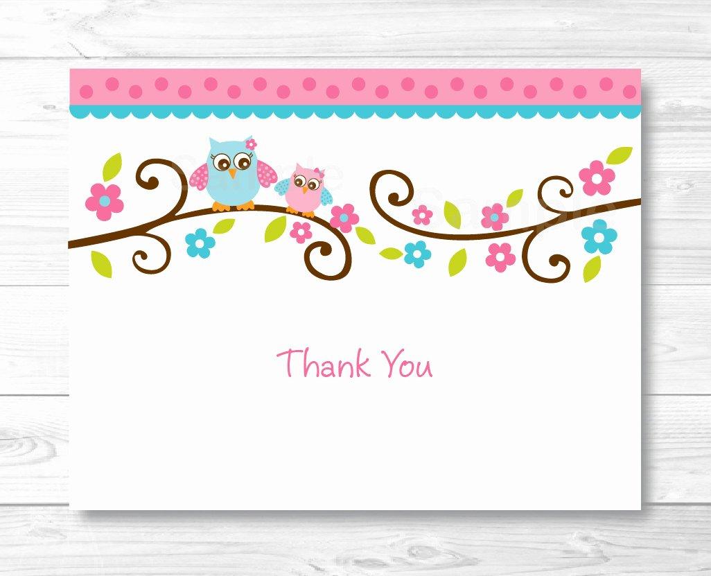 Card Thank You Card Template Thank You Card Template