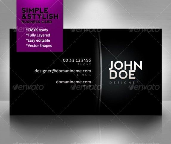 Cardview – Business Card & Visit Card Design