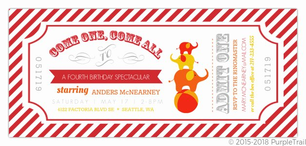 Carnival Ticket Invitation Template – orderecigsjuicefo