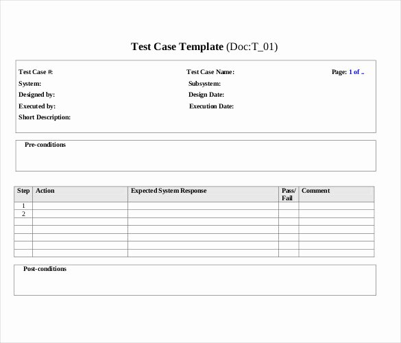 Case Template – 11 Free Word Pdf Psd Documents Download