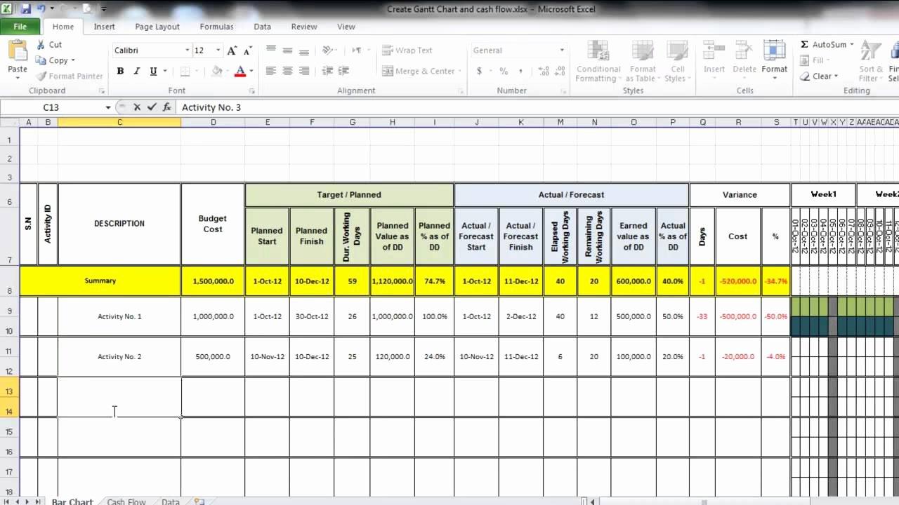 Cash Flow Excel Spreadsheet Template Microsoft Spreadsheet