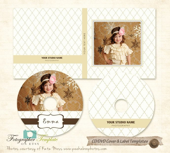 Cd Dvd Label and Cover Templates Shop Templates for