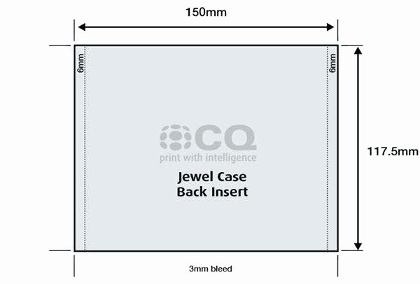 Cd Jewel Case Template Pdf Maxi Single – Nerdcred
