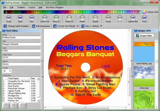 Cd Label Template Dvd Label Template Free Download