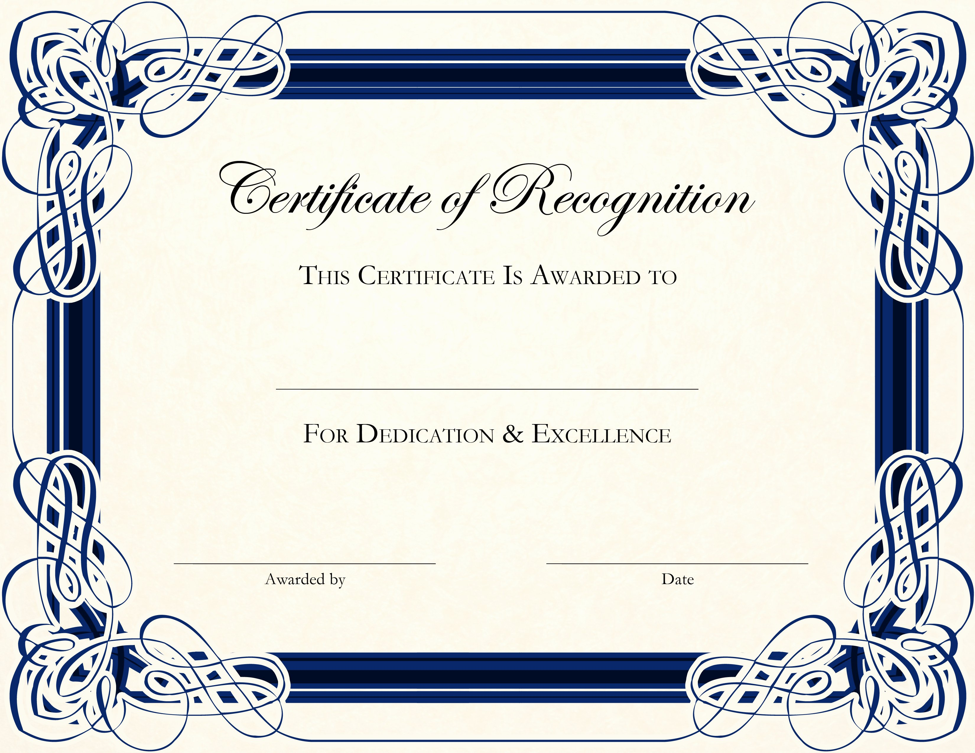 Certificate Template for Kids Portablegasgrillweber