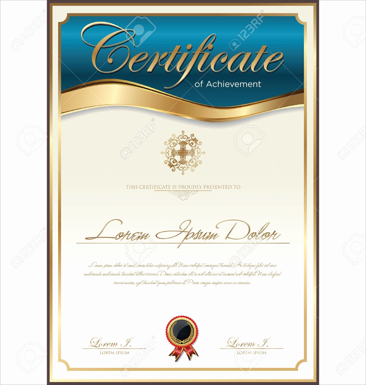 Certificate Templates Fotolip Rich Image and Wallpaper