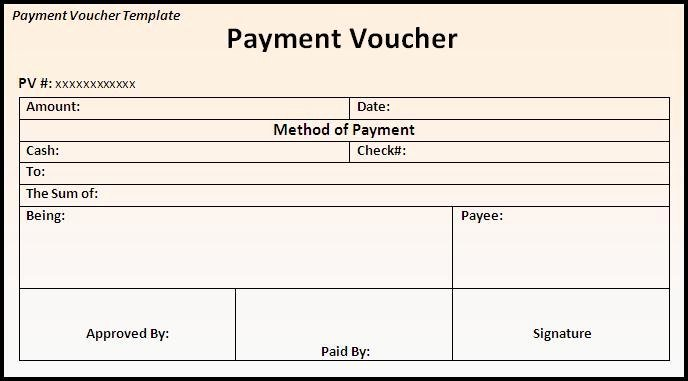 Cheque Template Free