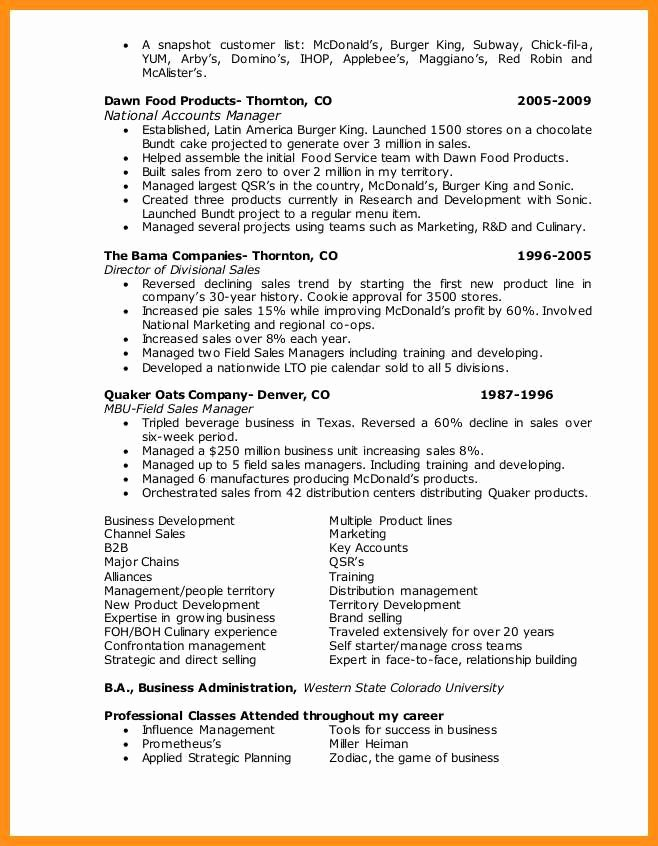 Chick Fil A Resume Retail assistant Manager Template