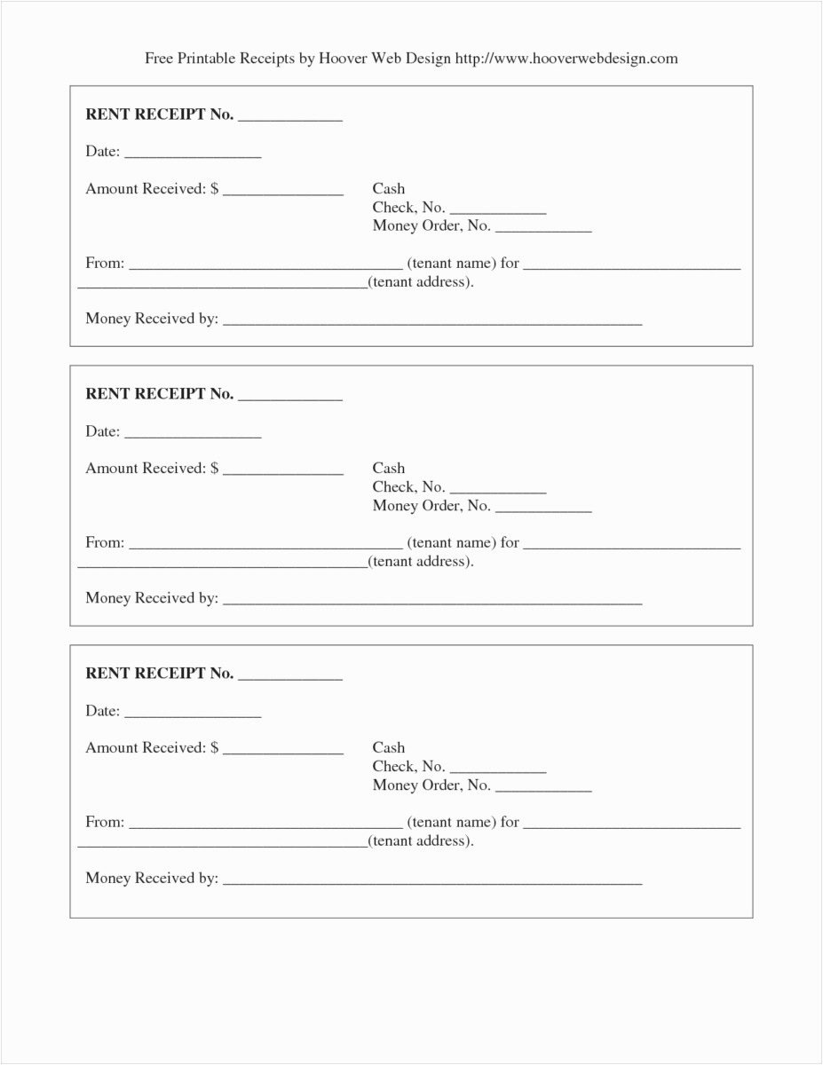 Child Care Receipt Template Examples Child Care Invoice