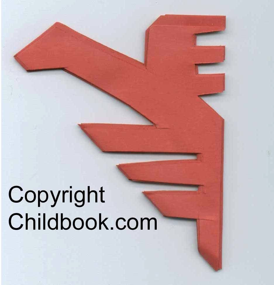Chinese Spring Symbol Paper Cut