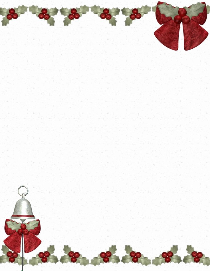 Christmas Background Word Templates – Fun for Christmas