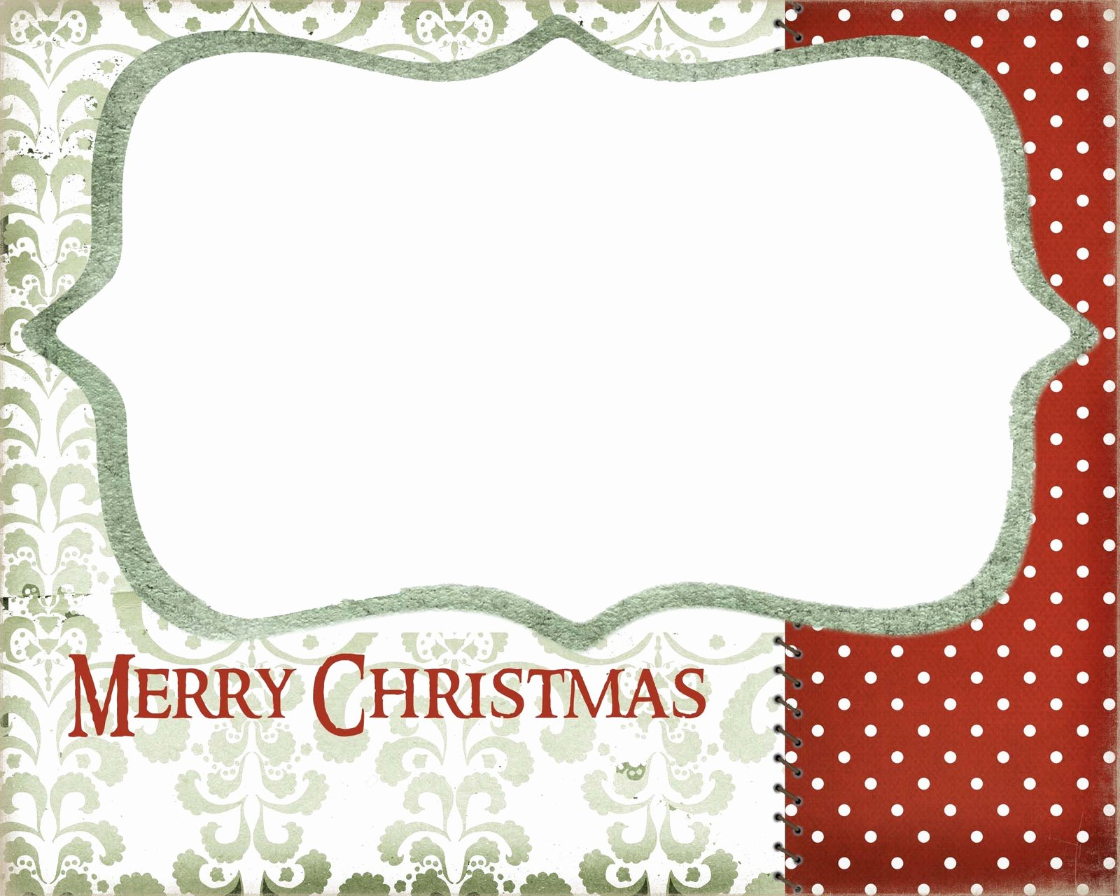Christmas Card Display 5 Printable Christmas Cards