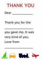 Thank You Letter Templates