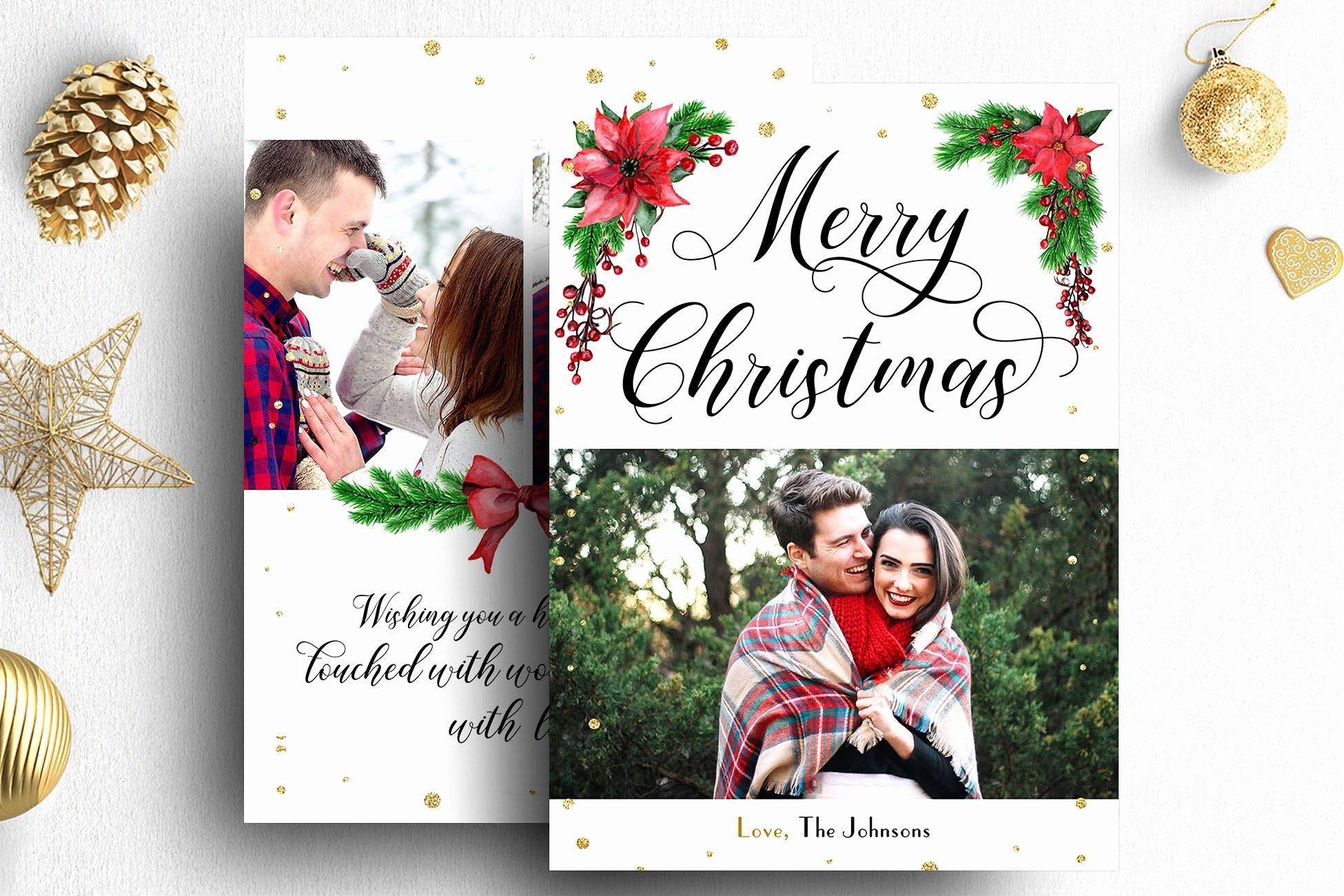 Christmas Card Shop Template Card Templates