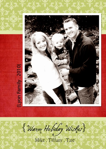 Christmas Card Templates Free Christmas Card Templates