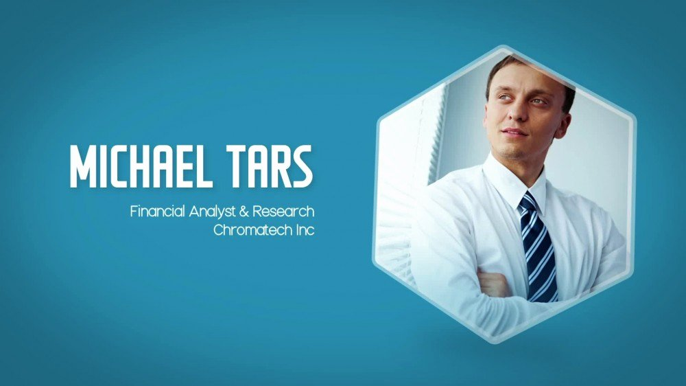 Chromatech Corporate Slideshow after Effects Template