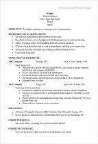 Chronological Resume Template – 25 Free Samples Examples