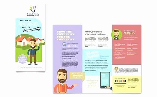 Church Bulletin Templates Publisher Template Ideas