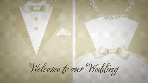 Church Powerpoint Template Wedding Wel E 2