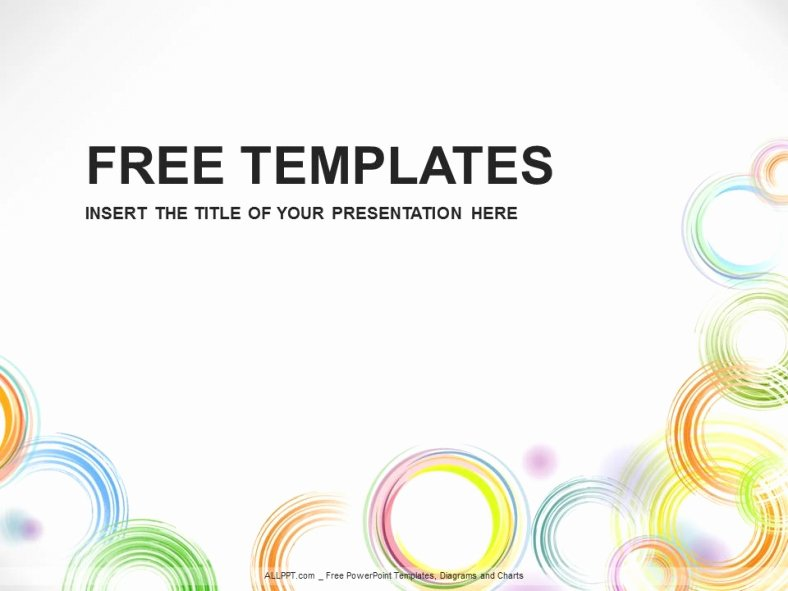 Circle Illustration Powerpoint Templates Design Download