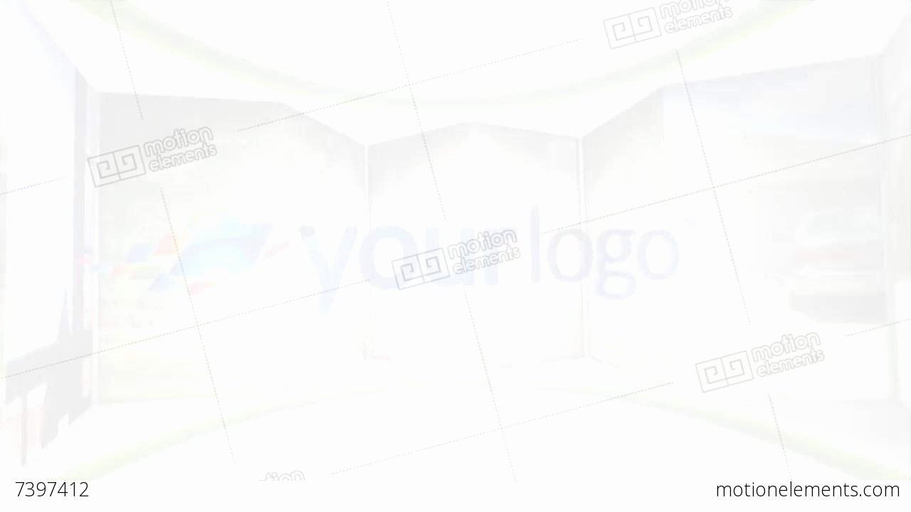 Circular 3d Display Apple Motion Template