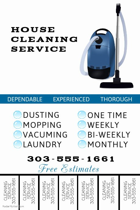 Cleaning Service Template