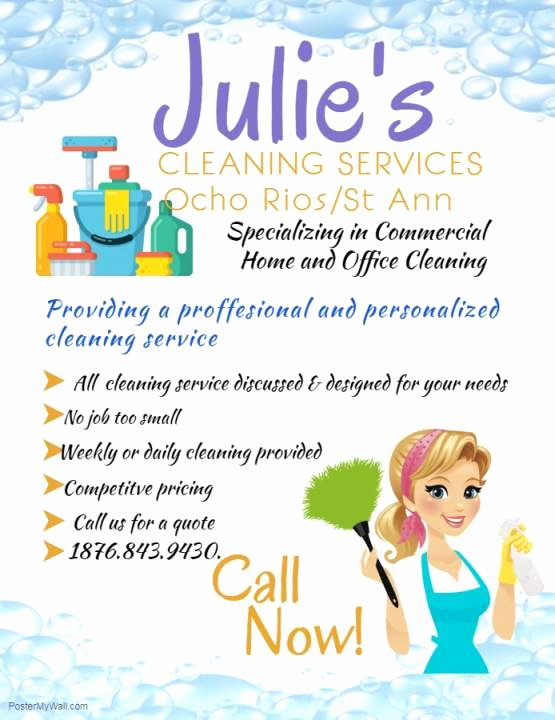 Cleaning Services In St Ann