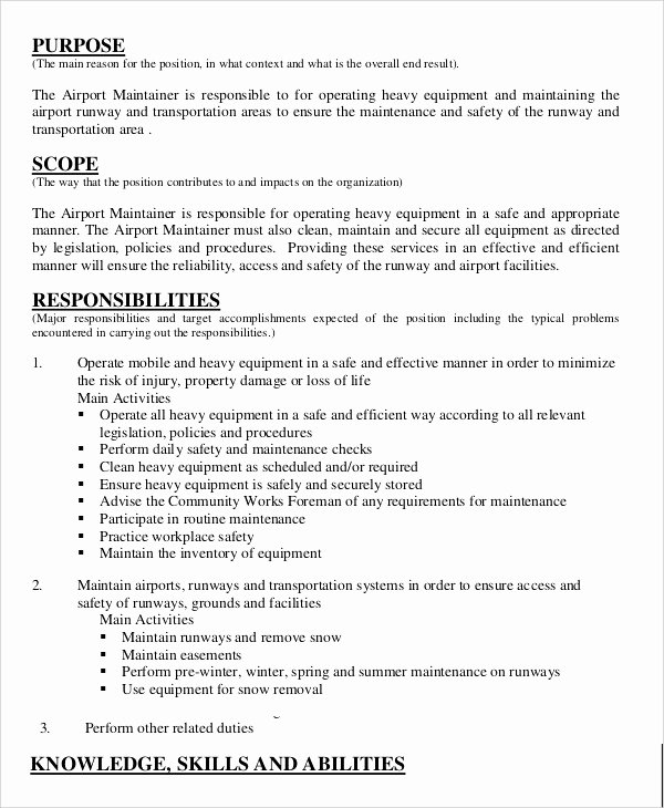 Cleaning Services Job Description for Janitor Job Duties