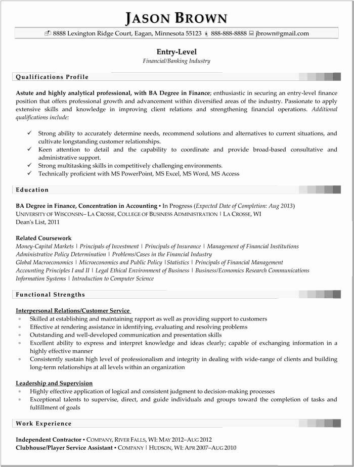 Clerk Resume Example Entry Level Fice Clerk Resume