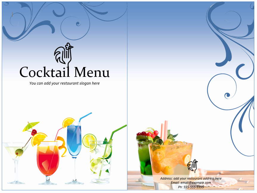 Cocktail Templates