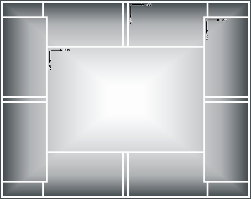 Collage Template 01 by Neyjour On Deviantart