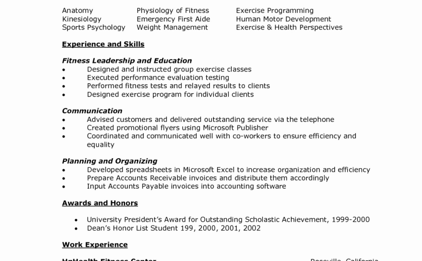 College Admissions Resume Template New College Application