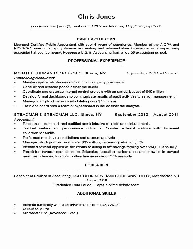 College Application Resume Objective Best Resume Collection