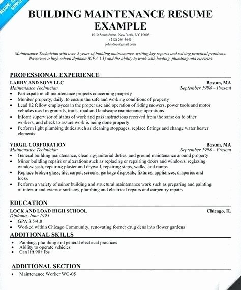 Colorful Aircraft Maintenance Engineer Cv Sample Image