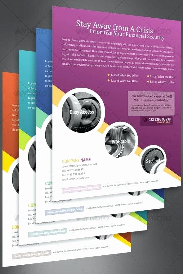 Conference Booklet Template – Giancarlosopofo