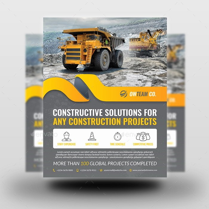 Construction Flyer Vol 5 by Ow