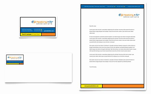 Construction Letterhead Templates Word & Publisher