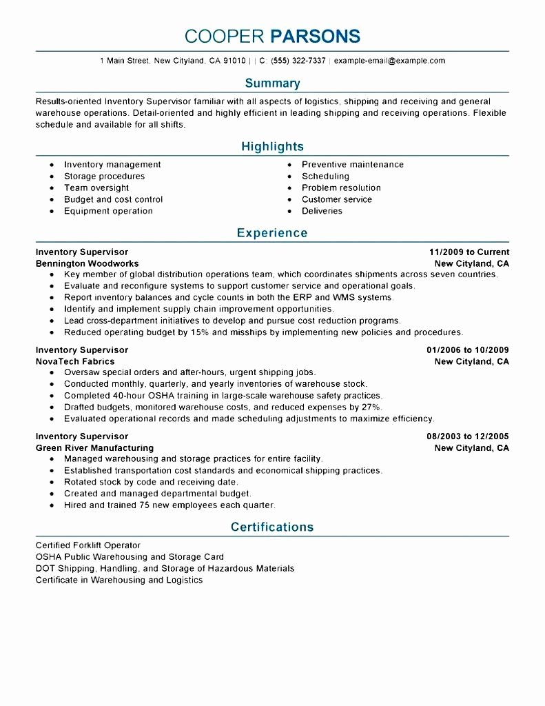 Construction Manager Resume Sample Learn English Paragraph