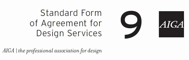 Contract Template for Graphic Design Services