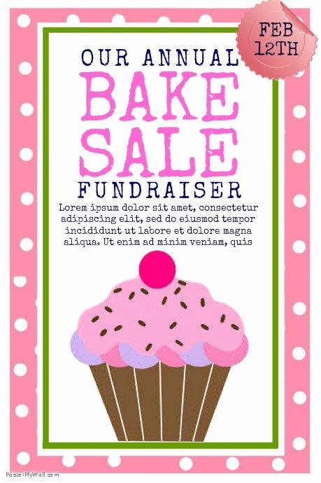 Copy Of Bake Sale