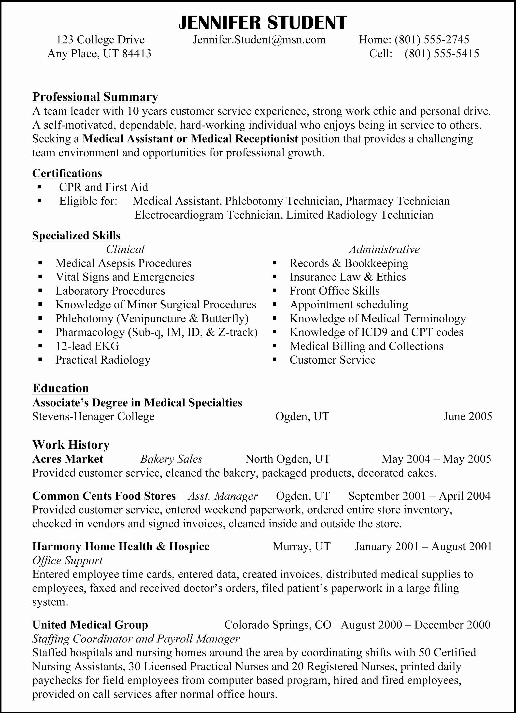 copy resume format