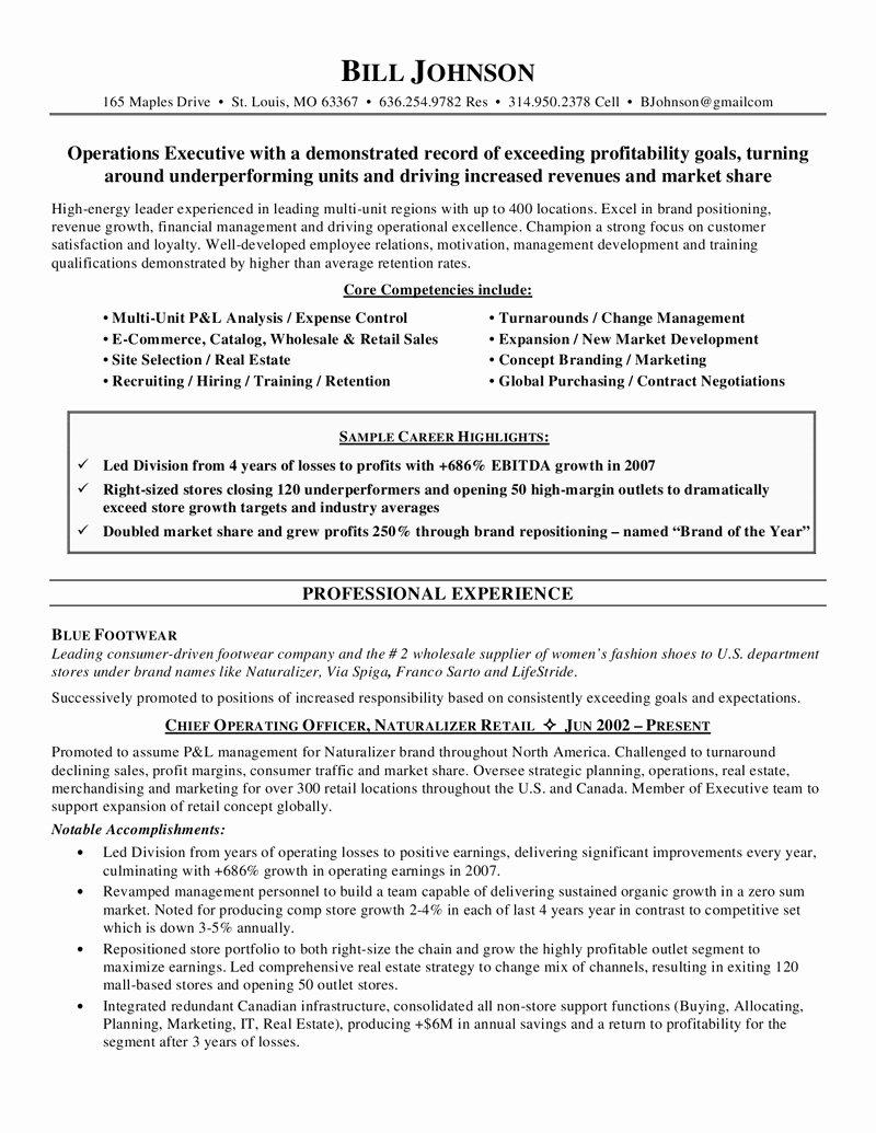 Core Petencies Resume for Customer Service