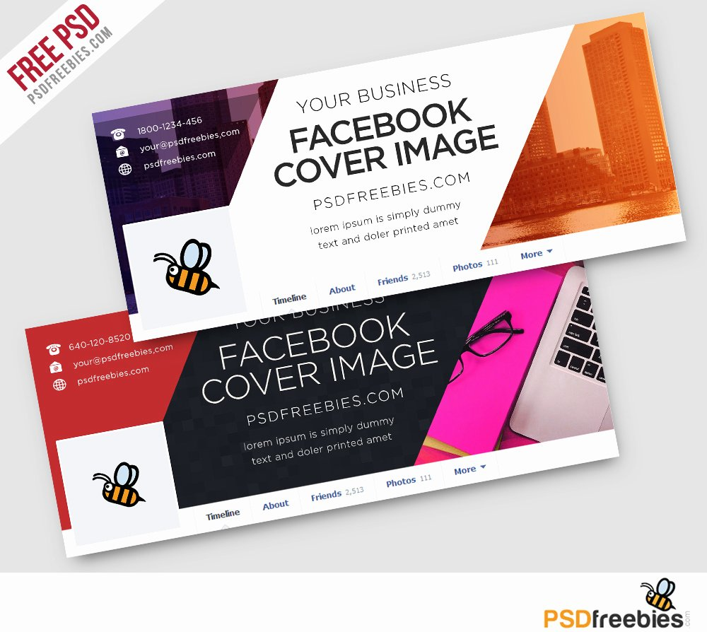 Corporate Covers Free Psd Template Psdfreebies