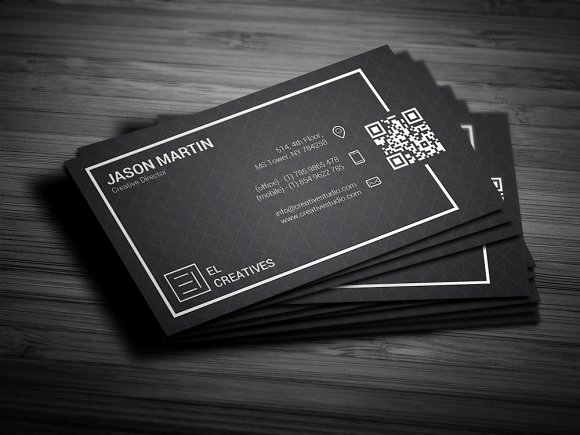 Corporate Simple Business Card Business Card Templates