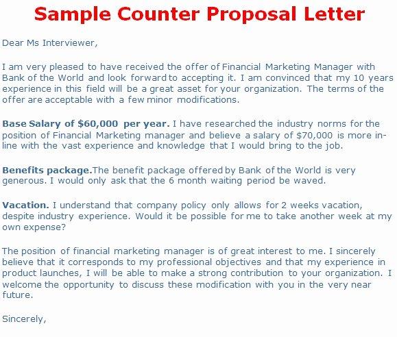 Counter Fer Letter