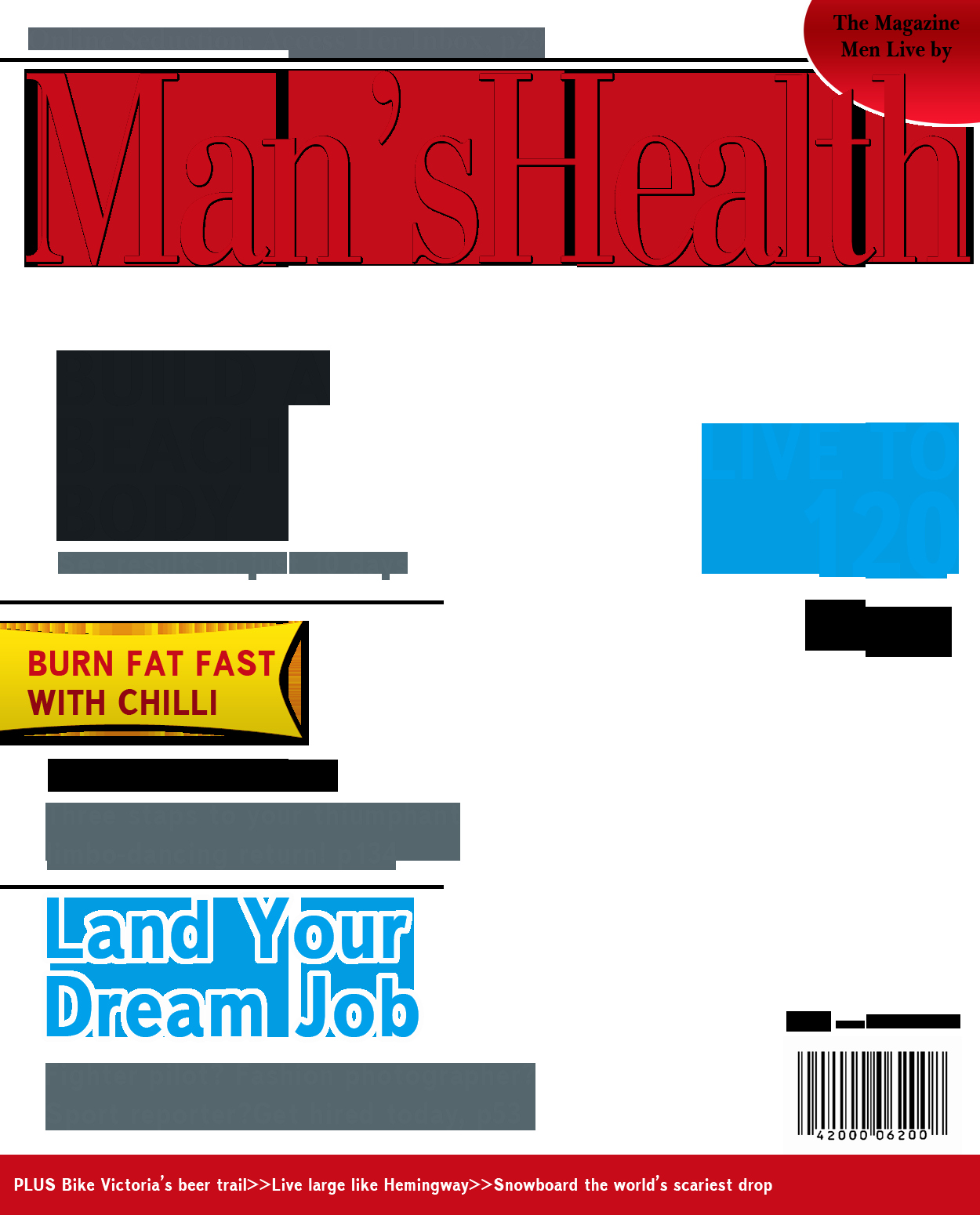 Cover Free Download Magazine Cover Template Magazine