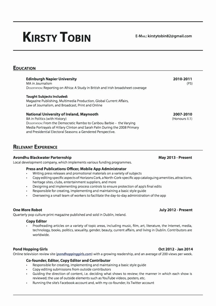 Cover Letter Entry Level Technical Writer